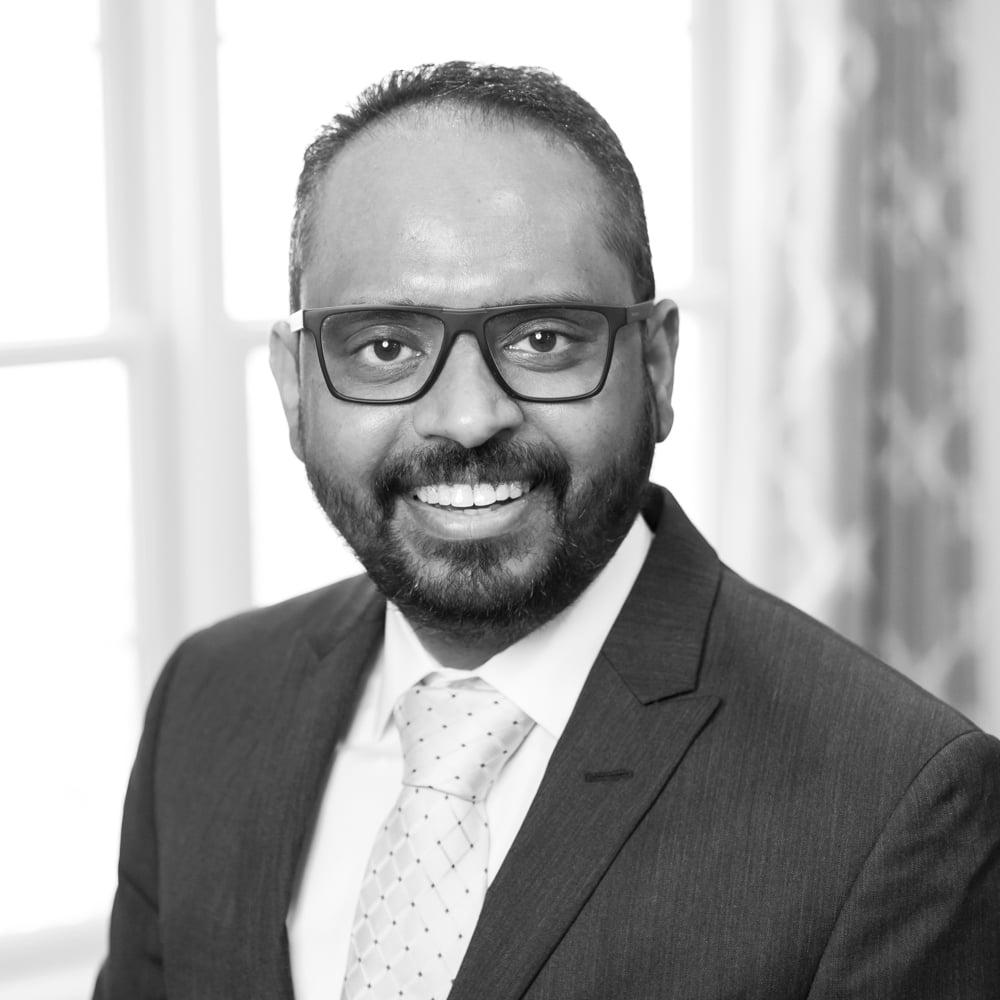 Senior Partner Shajan Koshy